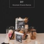 DIY Gourmet S'more Favors