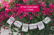 DIY Papel Picado Banner