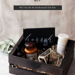 DIY Will You Be My Bridesmaid?