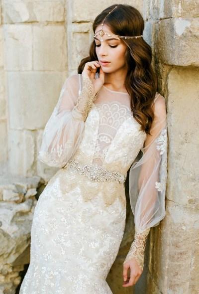 Romantic Moroccan Bridal Inspiration | Green Wedding Shoes ...