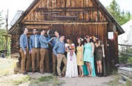 Musical Camp Wedding