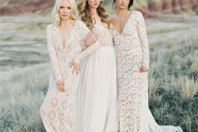 Emily Riggs Wedding Dresses