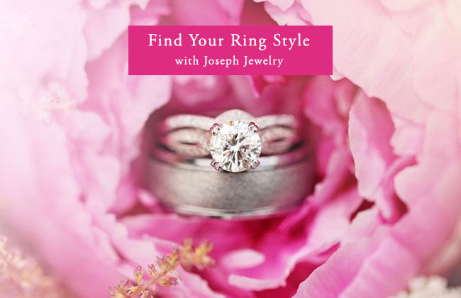 Find Your Ring Style with Joseph jewelry