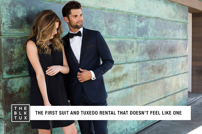 The Black Tux Rental Company