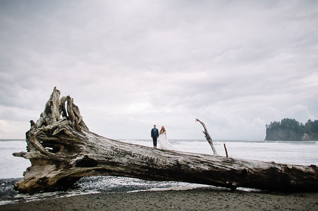 La Push Elopement