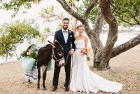Fiesta Australian Wedding