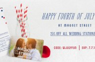 Magnet Street Fourth of July Sale