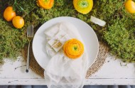 Lemon Citrus Bridal Shower