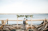 Seattle Beach Elopement