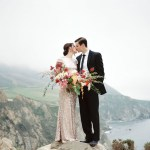 Glam Big Sur Engagement