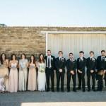 Glam Urban Dallas Wedding