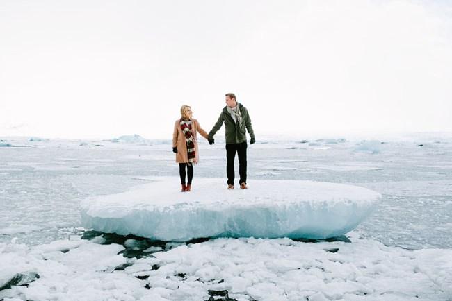 Iceland Iceberg Proposal