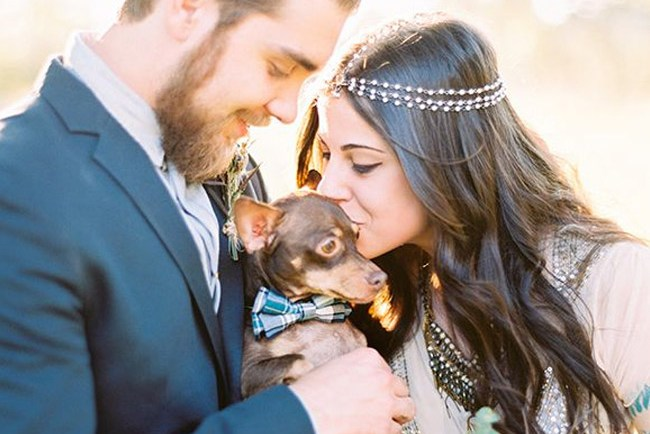 How to Incorporate your Dog in your Wedding
