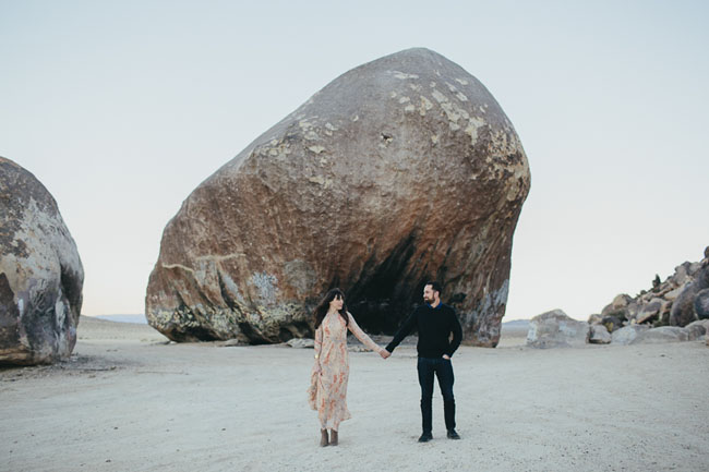 Giant Rock Landers Engagement