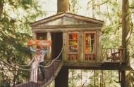 Treehouse Elopement