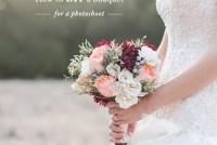 DIY a Bouquet for a Photo Shoot