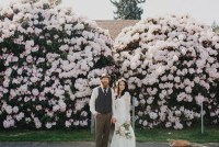 Modern Portland Wedding