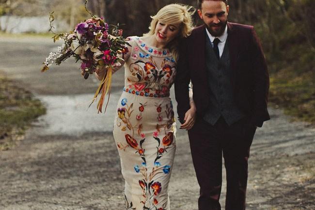 Scottish Warehouse Wedding