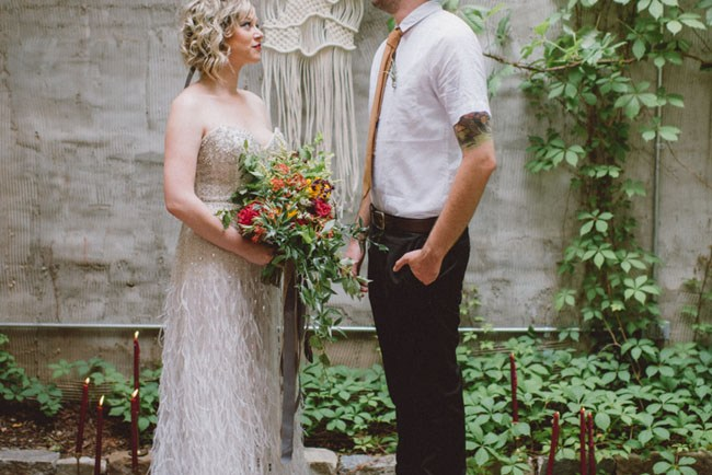 Wild Child Wedding Inspiration