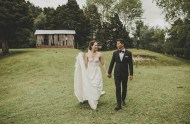 Backyard Australian Wedding