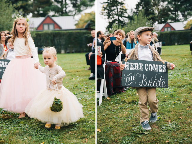 Tulle Skirt Flower Girl