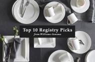 Top 10 Registry Picks from Williams-Sonoma