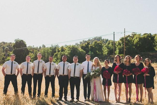 Textile Wedding