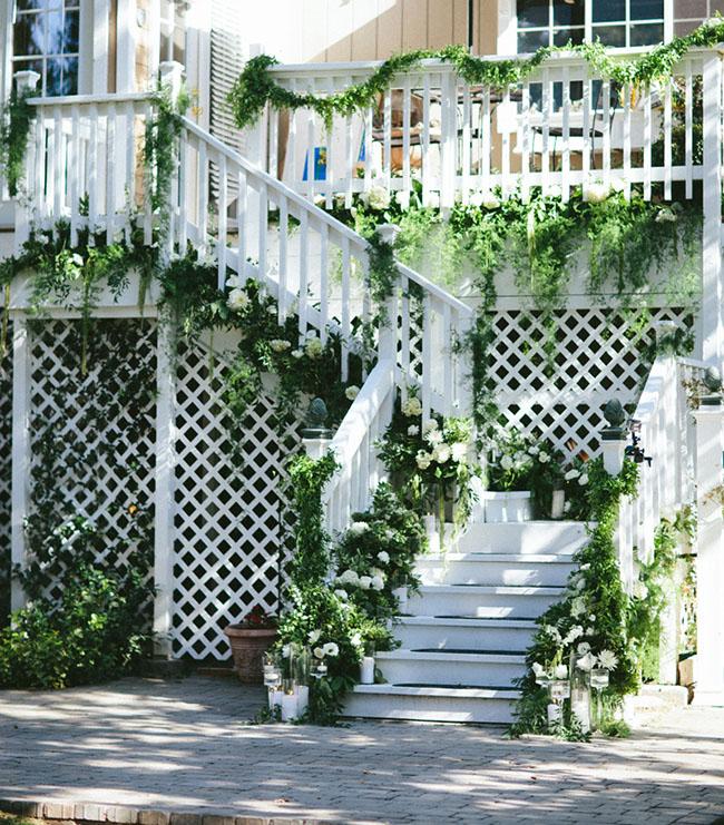 Backyard Fairytale Wedding