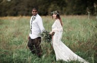 Boho Tennessee Wedding