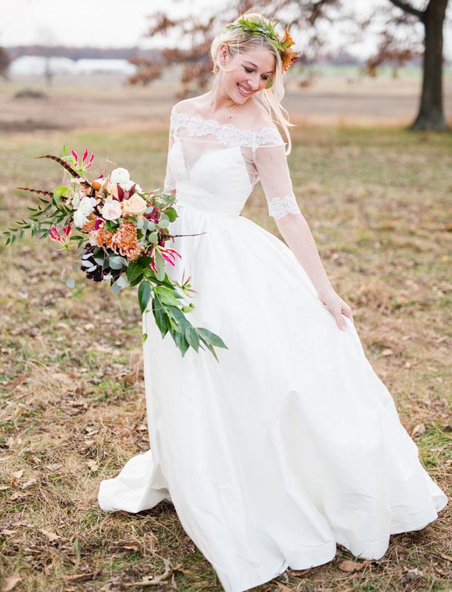 Trousseau Bridal Dress