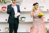 Whimsical Retro Wedding