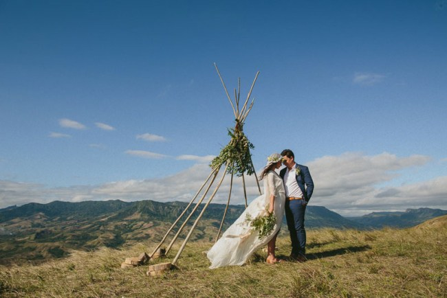 Fiji Highlands Elopement