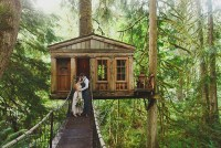Golden Age Treehouse Wedding