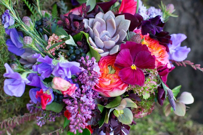 Prettiest Bouquets -Foxgloves