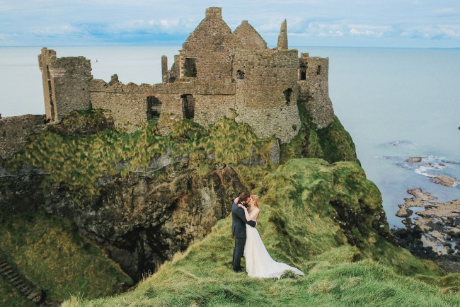 Ireland Castle Elopement