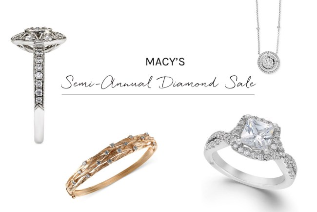 Macy's Semi-Annual Diamond Sale