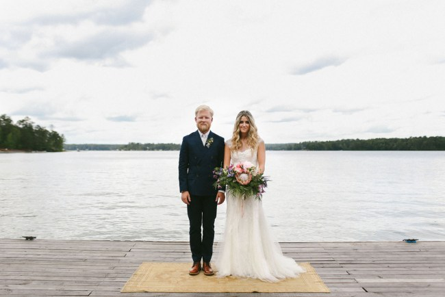 Lakeside Wedding