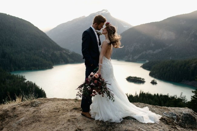 Diablo Lake Inspiration