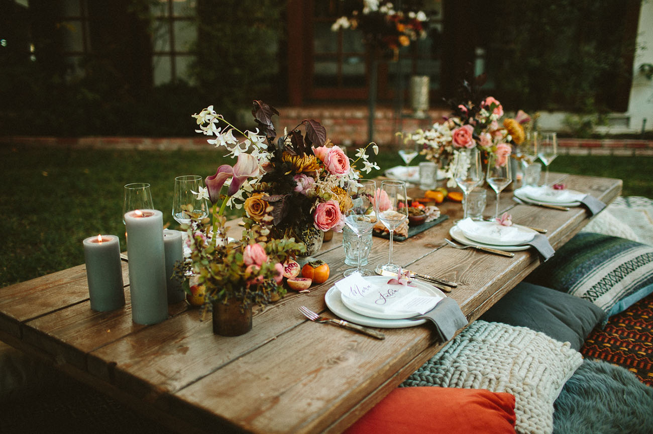 65 Backyard Engagement Party Intimate Photos In An Antique Store Fall