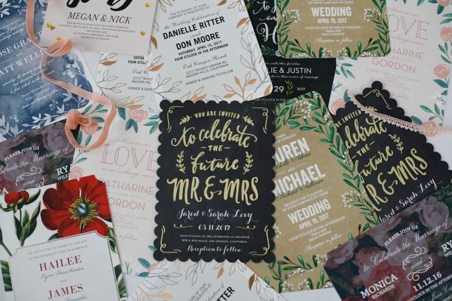 shutterfly wedding invites