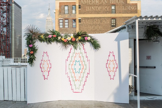 NYC Rooftop Wedding