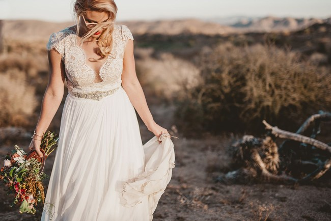 Divine Atelier two piece dress