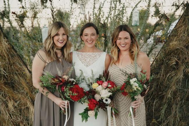 El Cosmico Marfa Wedding