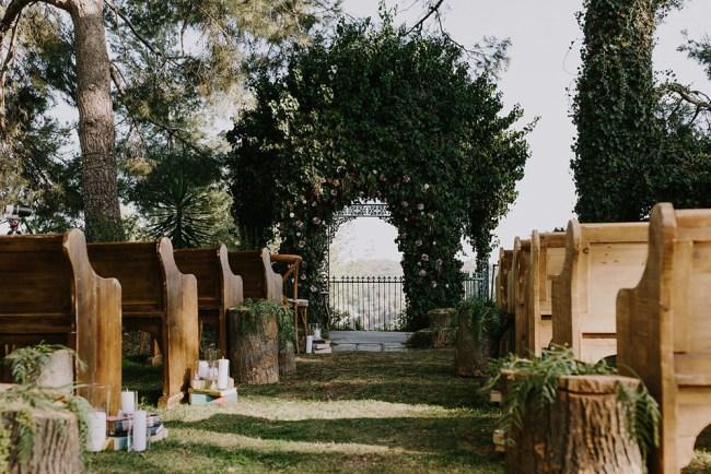 Harry Potter Inspired Wedding