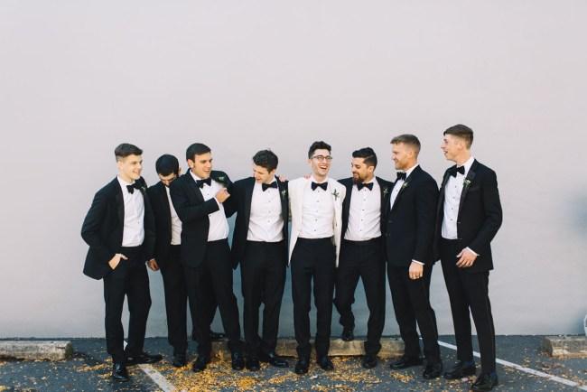 tux groomsmen