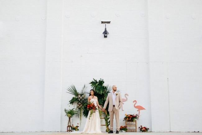 Old Florida Wedding Inspiration