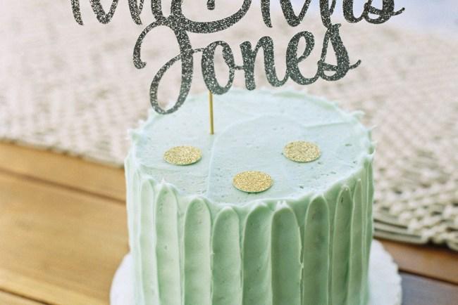 mint cake