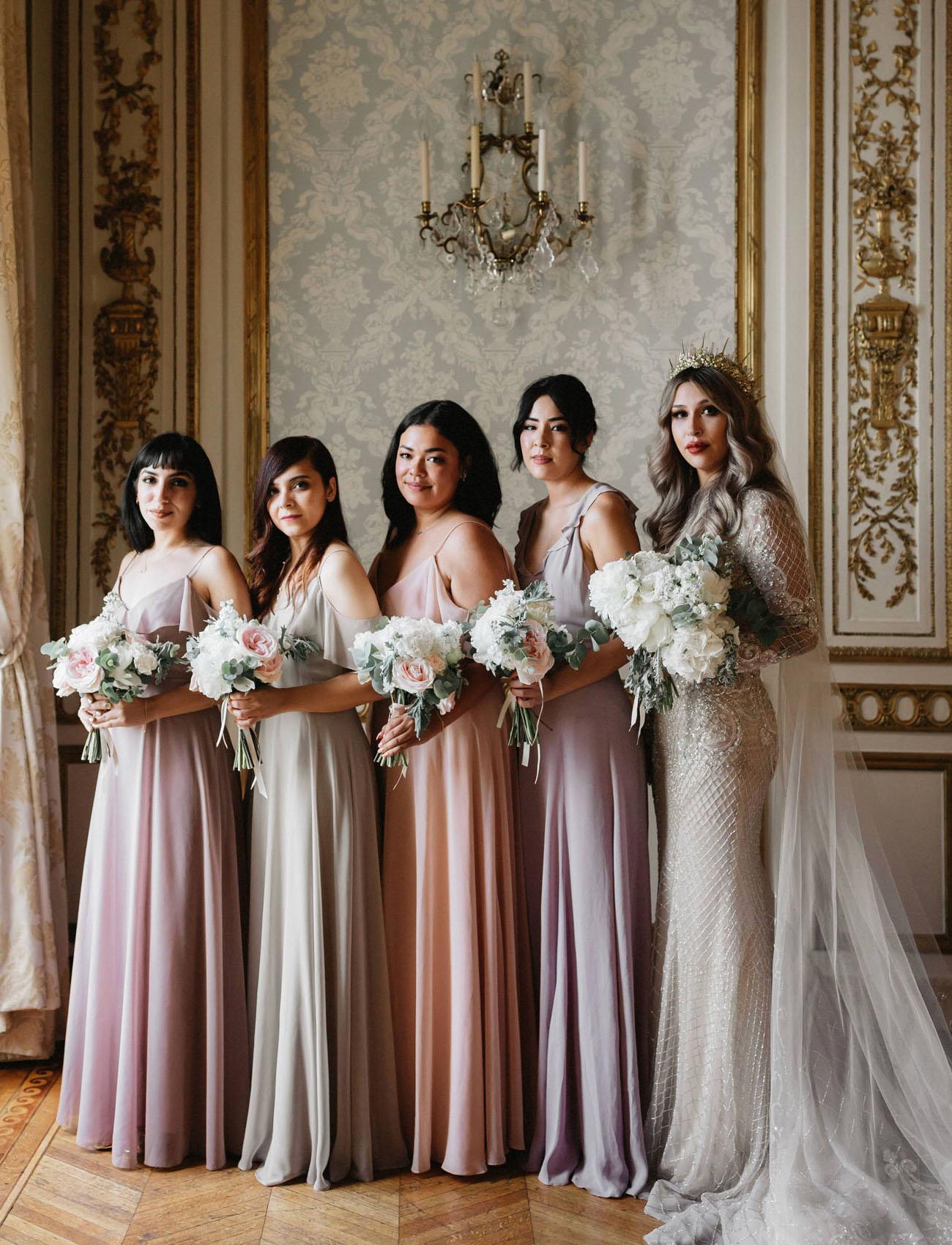 Antoinette poluch wedding