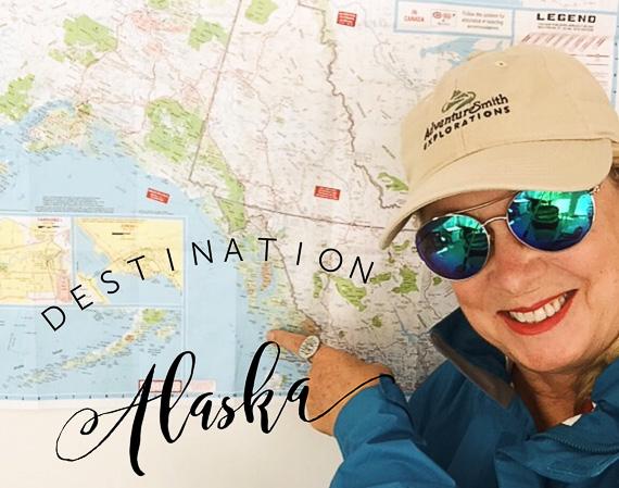 AdventureSmith exploring Alaska's Inside Passage
