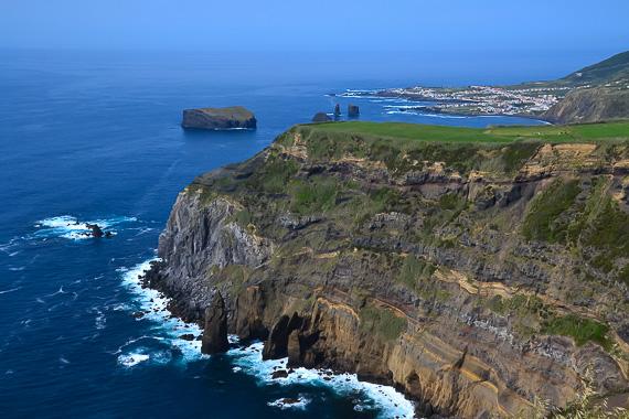Views from Ponta Delgado São Miguel